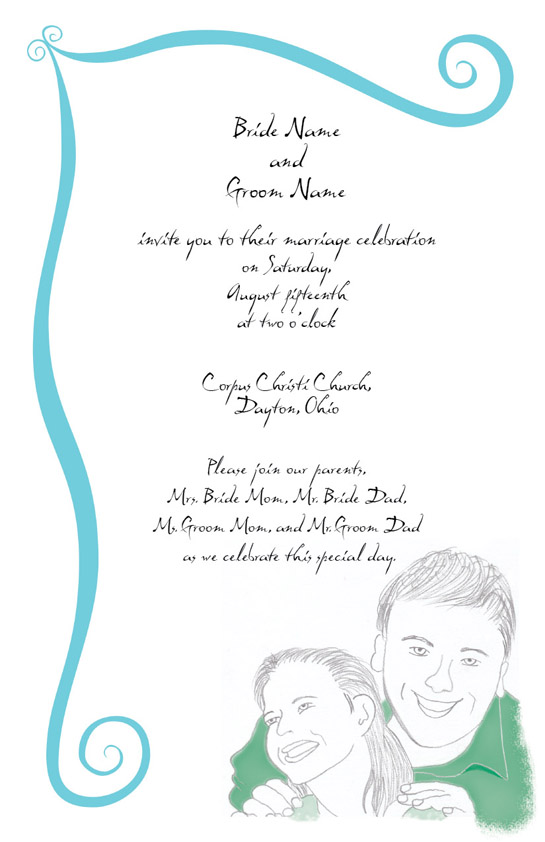 Lace And Burlap Wedding Invitations for awesome invitations ideas