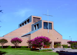 The lunchbox church I attended in jr high and high school