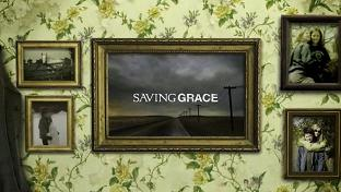 Title Card for Saving Grace show
