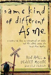 cover of Same Kind of Different as Me book