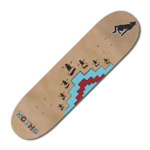 Petroglyph Skateboard Graphic